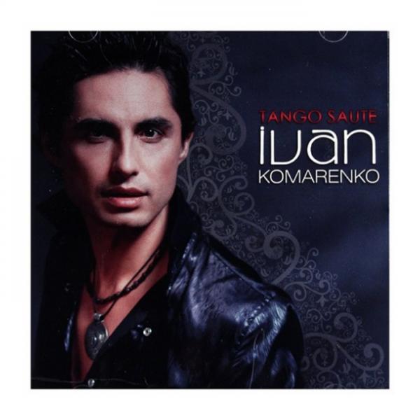 """""""Tango Saute"""" album CD"""